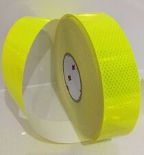 3M Diamond Grade Yellow 4083 Class 1 Vehicle Reflective Safety Tape 50mmx5m Roll