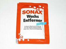 BMW Roof Rack Bar Wax Remover Cleaner SONAX 418100