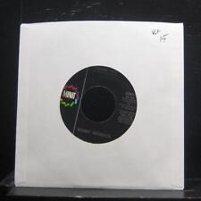 """Bobby Womack - It's Gonna Rain / Thank You 7"""" VG+ 32071 Minit Records Vinyl 45"""