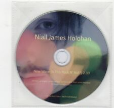 (HV475) Niall James Holohan, New Wave (Is This Rock N Roll?) - 2015 DJ CD