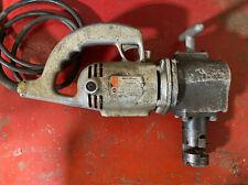 Black & Decker 3255 Heavy Duty Nibbler 120 Volt 8 gauge