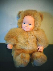 ANNE GEDDES BABY BEARS BEAR DOLL