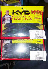 Strike King Rodent RO4-144 Hard Candy KVD Perfect Plastic Creature Bait 2pks