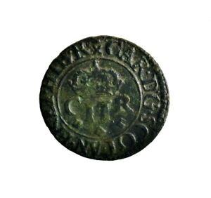 Charles I Twopence/ Turner - Scottish Coin  (HHC5186)