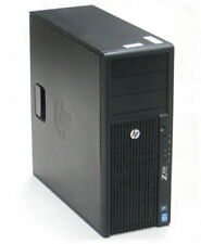 HP Z420 Xeon Quad Core E5-1620 V2 @ 3,7GHz 16GB 500GB Quadro K600/1GB Tower