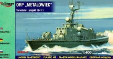ORP METALOWIEC - WARSAW PACT ROCKET CORVETTE (POLISH NAVY MKGS) 1/400 MIRAGE
