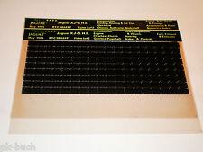 Microfich Ersatzteilkatalog Jaguar XJ-S H. E. - Stand 05/1985