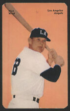 1952 Mother's Cookies PCL BB Card #10 - Max West