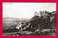Dated 1929. Harlech Castle, Gwynedd, North Wales