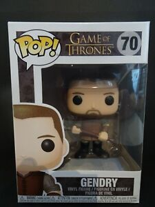 Game Of Thrones Gendry Funko Pop Vinyl Figure #70