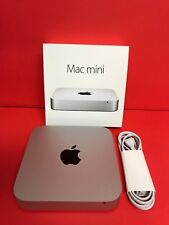 Apple A1347 Mac Mini Late 2014 - Core i5 2.6 GHz - 16 GB DDR3 RAM - 256GB SSD