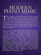 Library of Modern Piano Music,  | Paperback Book | 9781783052561 | NEW