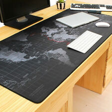 MAP LARGE NON-SLIP RUBBER THICK GAMING MOUSE PAD MAT FOR PC KEYBOARD SPECIAL