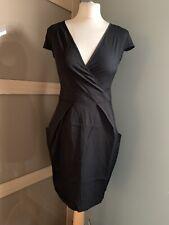 Blue Vanilla Black Dress Size 10