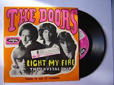 45t - The DOORS : light my fire