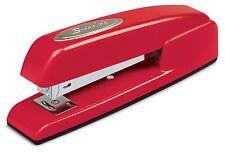 Swingline Stapler, 747, Business, Manual, 25 Sheet Capacity, Desktop, Rio Red