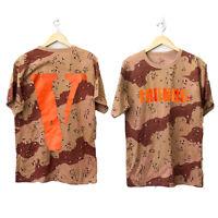 NEW VLONE TEE Logo Friends BLACK 100% COTTON GILDAN T-Shirt S-XL ASAP