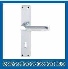 Hoppe Verona F71 Messing poliert Langschild M90//302//151 WG WE Wechselgarnitur