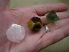 sacred geometry shapes set of three platonic solids etc