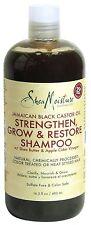 Shea Moisture Jamaican Black Castor Oil Strengthen Grow & Restore Shampoo