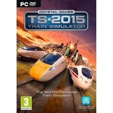 Train Simulator 2015 PC Game PC 100% Brand New