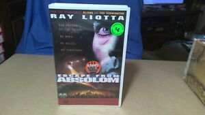 Escape From Absolom. VHS Movie. *Ex Rental* Big Box.