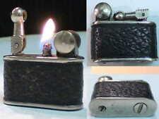 BRIQUET Ancien @ JAM type Drago MD Brilux @ Vintage LIGHTER Feuerzeug Accendino