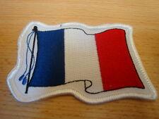 FRANKREICH / France / République française Aufnäher / Patch - Design: Flagge