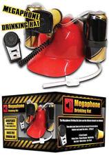 Megaphon Trinkhelm - Bierhelm mit 6 Sounds
