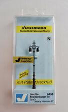 ORIG VIESSMANN N 6496 LEUCHTE BRANDENBURGER TOR NEU UND OVP