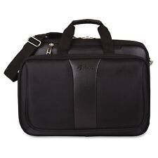 "Bond Street Executive Carrying Case [briefcase] For 17"" Notebook - Black -"
