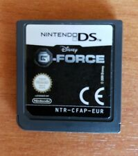 G-FORCE DISNEY NINTENDO DS PROBADO