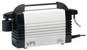 VP5 VACUUM PUMP FOR PROGRAMAT DENTAL CERAMIC FURNACES.