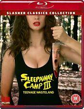 Sleepaway Camp 3 - Teenage Wasteland Blu-ray DVD Region 2