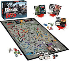 WALKING DEAD RISK COLLECTOR'S EDITION BRAND NEW STRATEGIC CONQUEST GAME