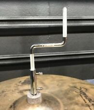 Drums Percussion 6 and 8mm threaded Z-rod stacker mount for cowbells tambourines