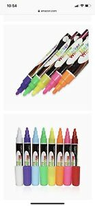 CHALK MARKERS SET OF 12🆒