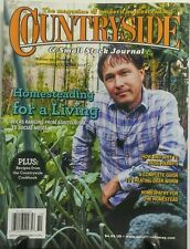 Countryside & Small Stock Journal Sept Oct 2015 Homesteading FREE SHIPPING sb