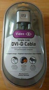 Belkin Signature Series 3M DVI-D Cable - Boxed - Excellent Condition