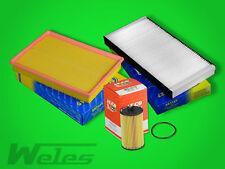 SERVICEPAKET OPEL CORSA C 1,0 1,2 1,4 Combo / Luftfilter Ölfilter Pollenfilter