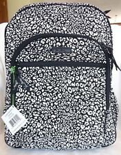 VERA BRADLEY Campus Backpack Book Bag - CAMOCAT Black & White - New with Tag