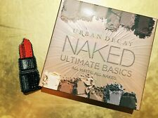 NEW 100% Authentic Urban Decay Naked Ultimate Basics Eye Shadow Palette