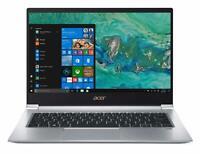 Acer Swift 3 Laptop Intel Core i5 8250U 1.60 GHz 8 GB Ram 256 GB SSD Win10H