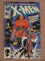 Uncanny X-Men #185 Marvel Comics