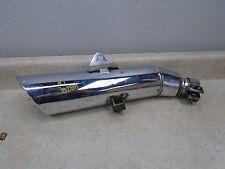 Honda 500 VF MAGNA VF500-C V30 Left Exhaust Muffler 1985 HB261