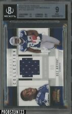 2010 Panini Threads Dez Bryant RC Rookie Jersey 267/299 Cowboys BGS 9 w/ 10
