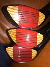 Vintage - Ping Karsten Iii Woods Set 1 3 5 - Nice