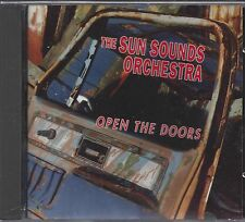 Sun Sounds Orchestra  - Open The Doors     cd