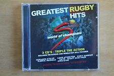 Greatest Rugby Hits - TOTO, Right Said Fred    (C359)