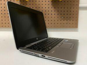 """HP ELITE BOOK 820 G3 12.5"""" CORE i5-6300U 2.40 GHZ 8GB 512GB SSD WEBCAM REF"""